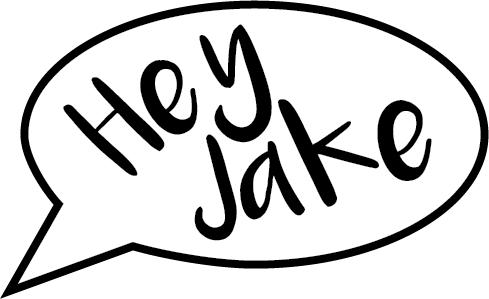 Hey Jake Header Image