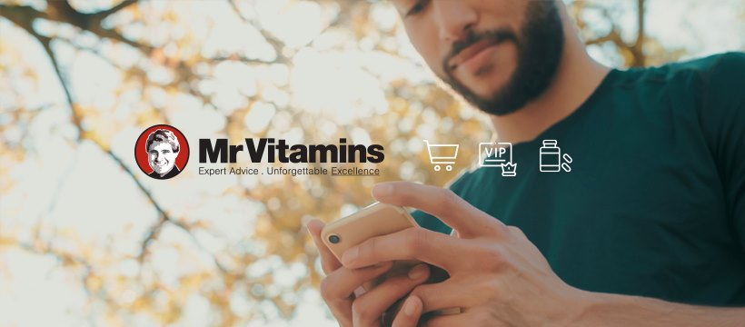Mr Vitamins Header Image