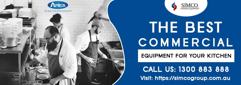 Simco Catering Equipment Header Image