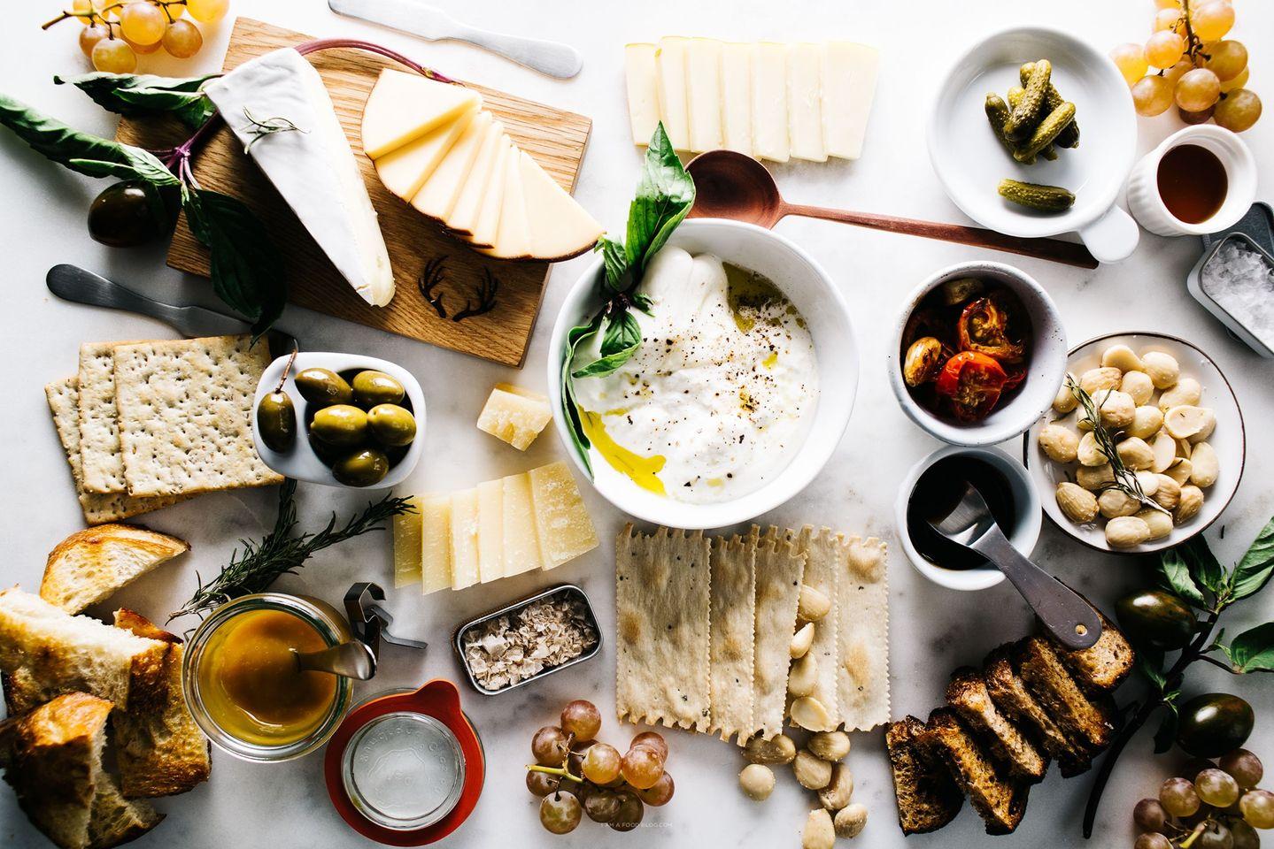 The Gourmet Pantry Header Image